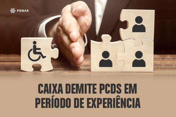 Caixa: trabalhadores com deficiência denunciam assedio moral
