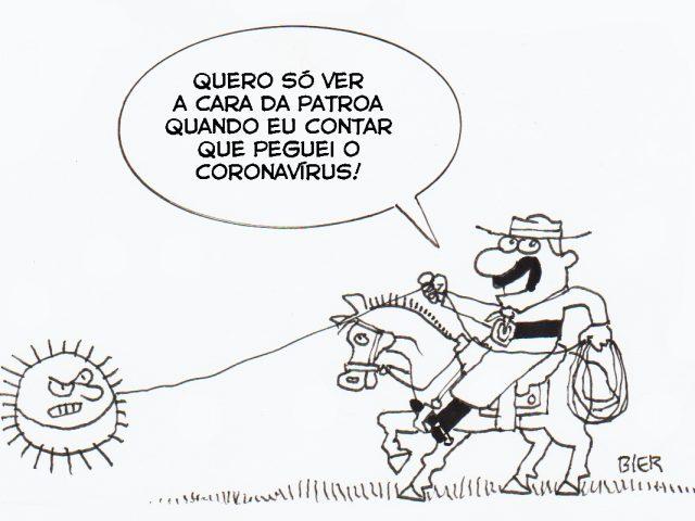 Corona gaudério