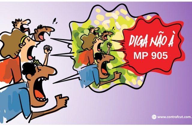 Câmara pode votar MP da carteira verde e amarela ...