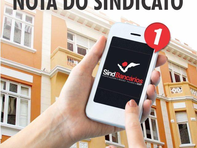 SindBancários se solidariza com desembargadores que defenderam empacotadora
