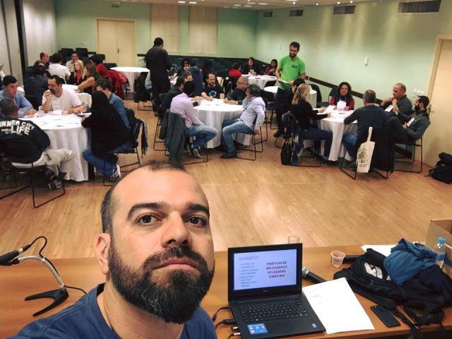 SindBancários promove encontro online de Delegados Sindicais