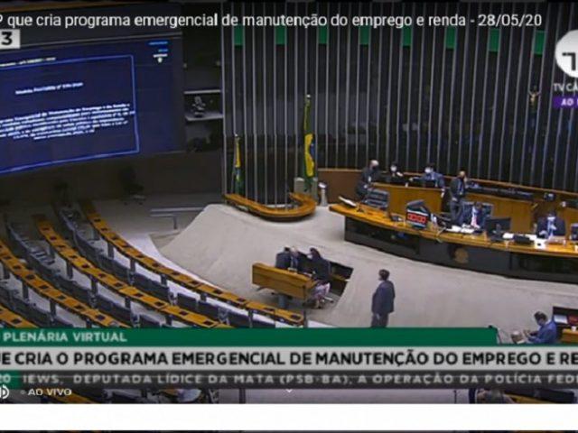Câmara aprova MP 936 com mudanças que afetam bancá...