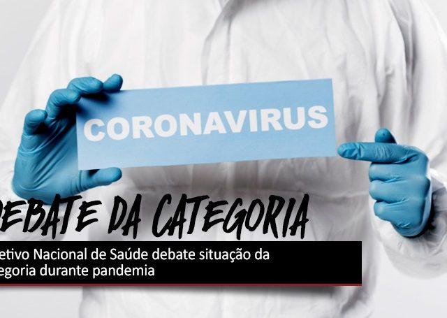 Coletivo Nacional de Saúde debate situação da categoria ...