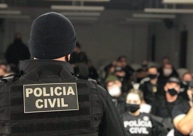 Polícia Civil desencadeia operação estadual contra assaltantes de ...