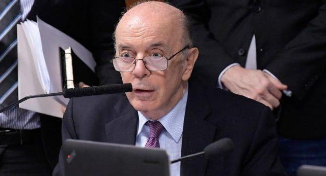 Lava-Jato: senador tucano José Serra é denunciado por lavagem de dinheiro