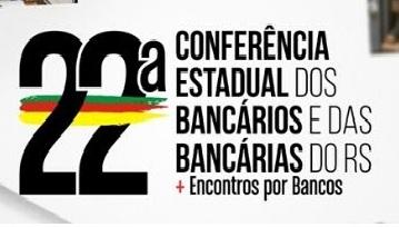 Inscrições para Conferencia Estadual dos Bancários vão ...