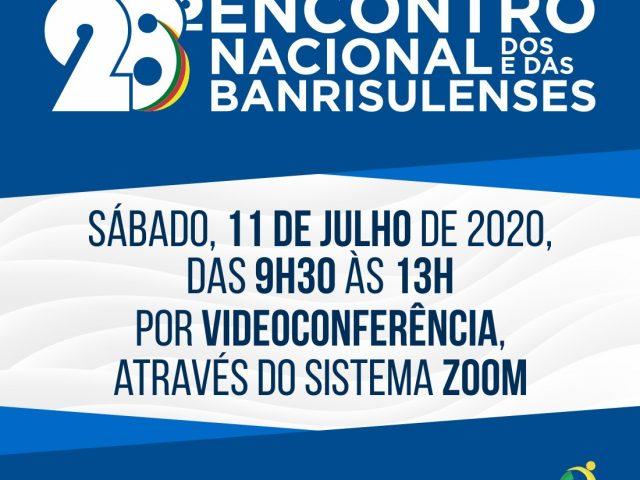 Encontro Nacional dos(as) Banrisulenses será sábado, 11/7