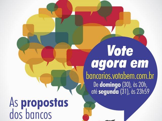 Saiba como votar nas propostas construídas na Campanha Nacional 2020