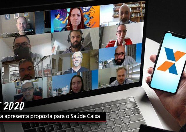 Caixa apresenta proposta para Saúde Caixa, mas nova reuniã...