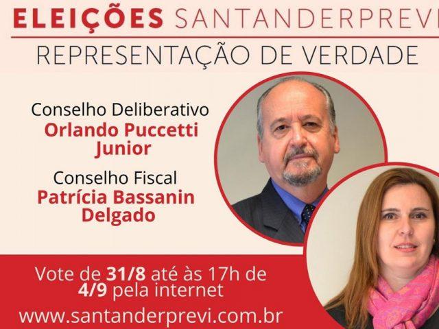 Eleições do SantanderPrevi: votação já está aberta