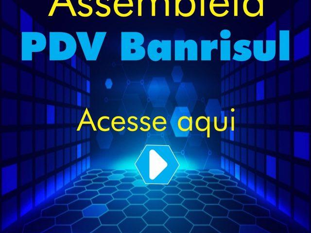 Banrisulenses aprovam PDV Banrisul por maioria em assembleia