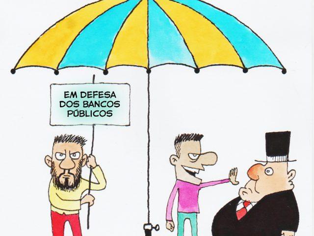 Os bancários na Luta 1