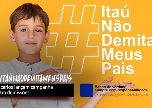 Participe de tuitaço contra demissões no Itaú na ...