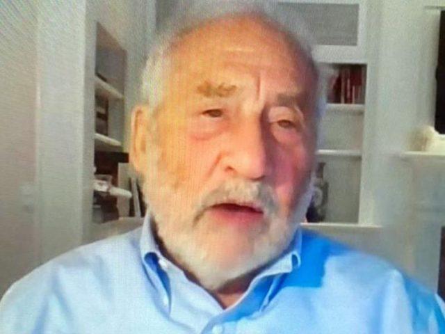 """Stiglitz, Nobel de Economia: """"Sindicatos são fundamentais na pandemia ..."""