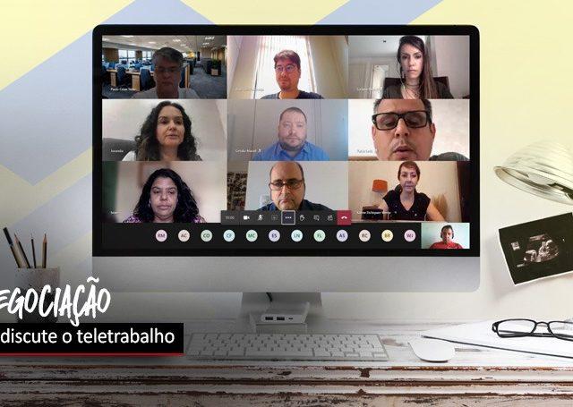 COE do BB segue negociação com banco sobre teletrabalho