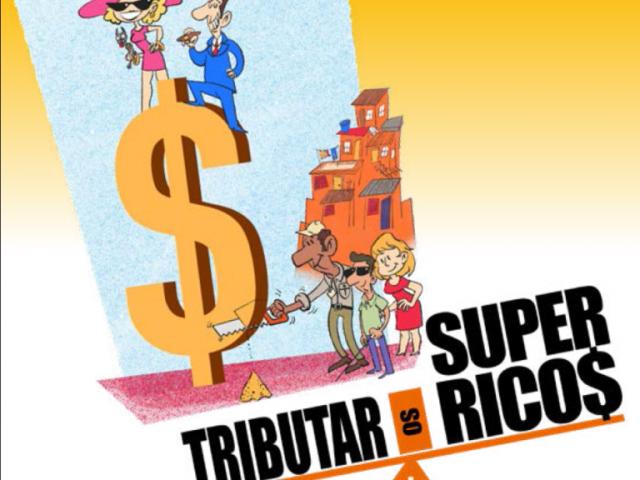 Tributação de super-ricos: tema de debate na TV Contraf, ...