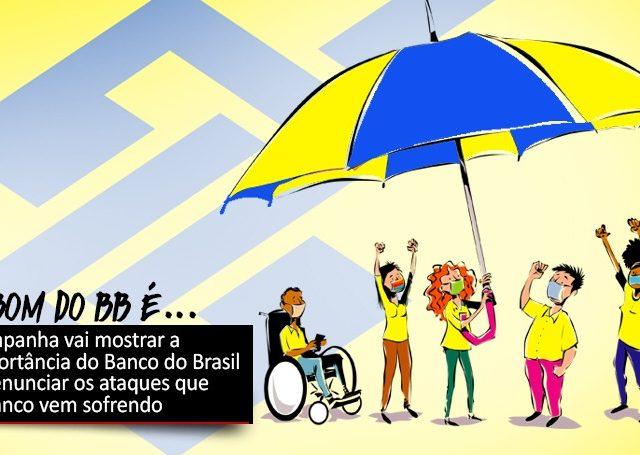 Contraf-CUT e sindicatos lançam campanha em defesa do Banco ...