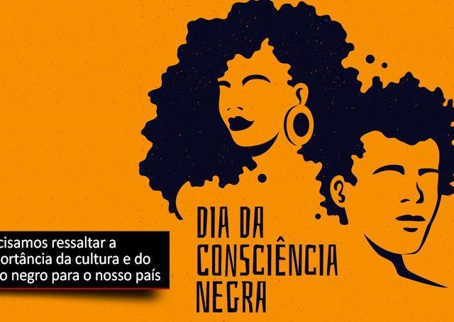 20 de novembro, Dia Nacional da Consciência Negra 19 de novembro ...