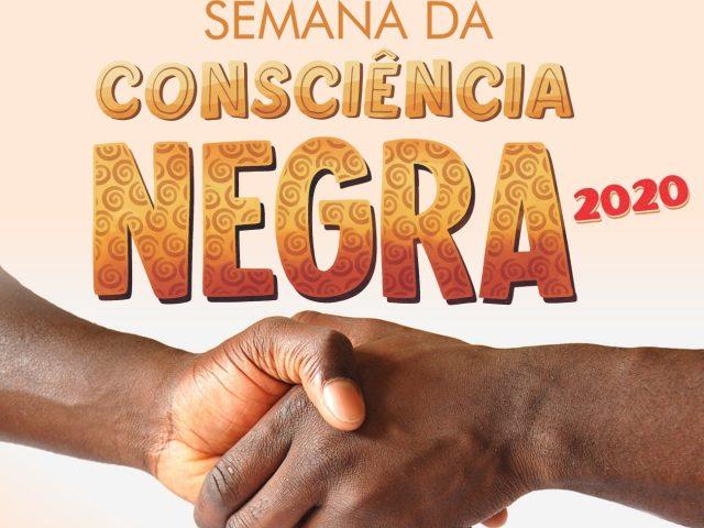 Vem aí live show da Consciência Negra 2020