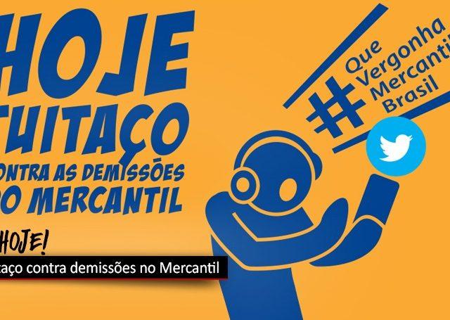 Bancários do Mercantil fazem Dia Nacional de Luta contra ...