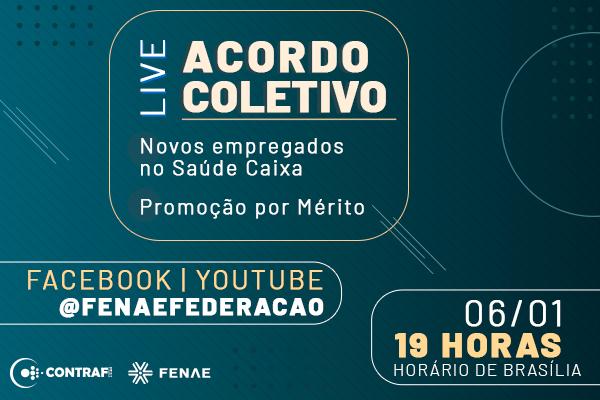Contraf e Fenae debatem Promoção por Mérito, em ...