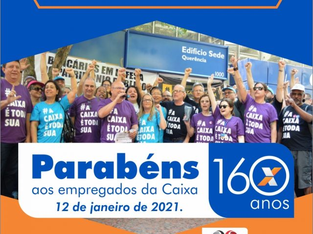 Longa vida ao banco público de todo povo brasileiro