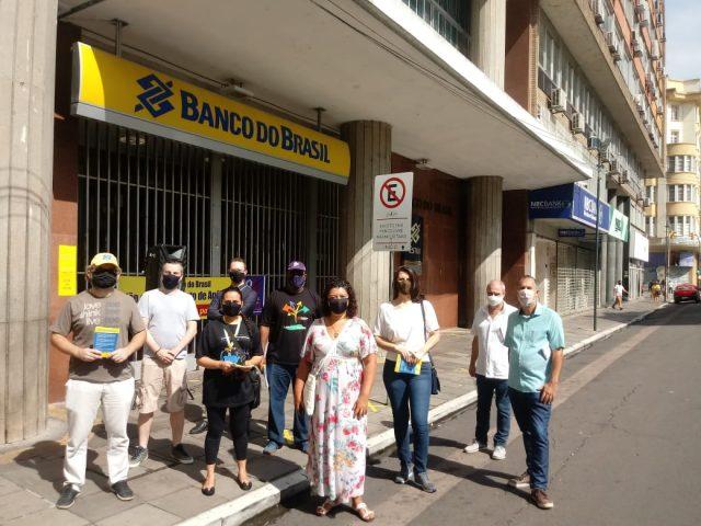 Paralisação no BB fortalece jornada de resistência à reestruturaçã...