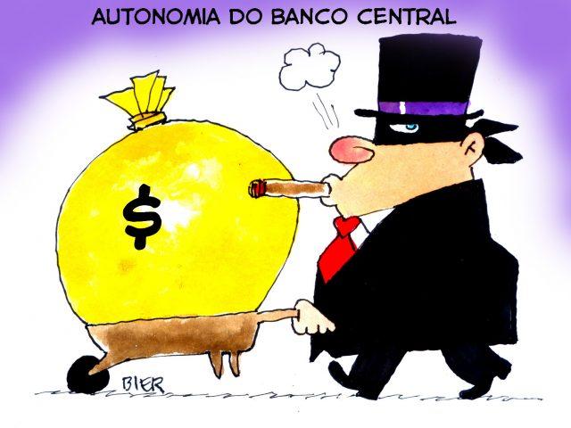 Mercado assume política econômica no Brasil