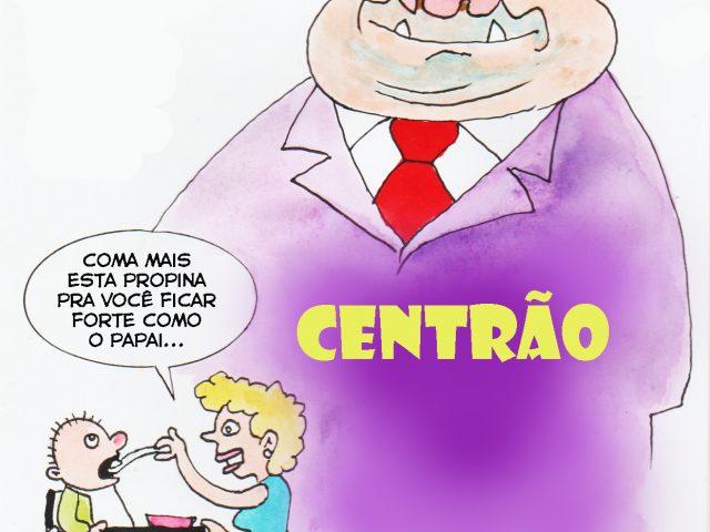 Papinha pro Centrão