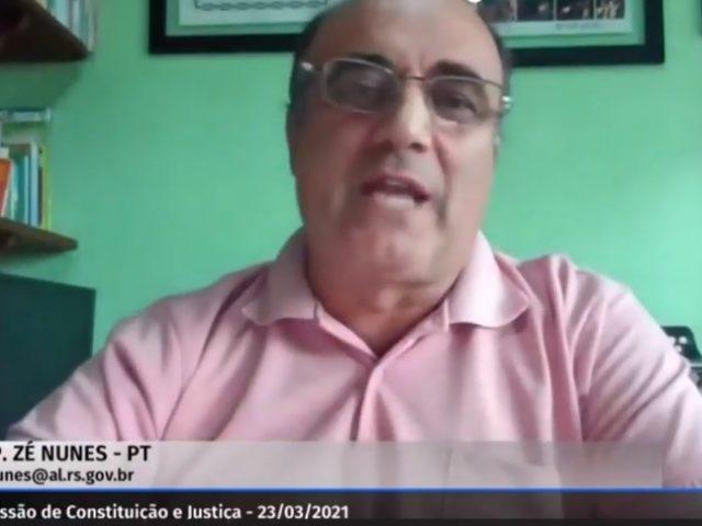 Deputados de oposição alegam inconstitucionalidade da PEC 280