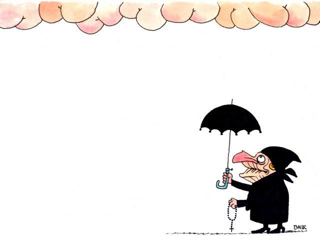 Cada país tem a chuva (o governo) que merece?