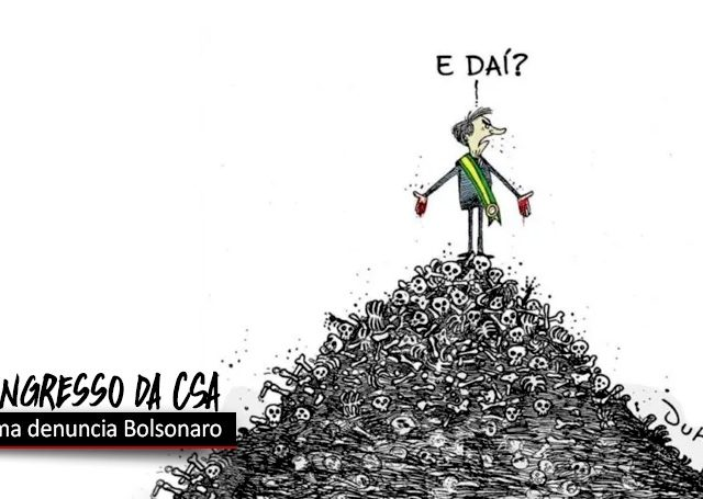 Sindicalismo: Dilma denuncia ampliação da miséria no Brasil ...