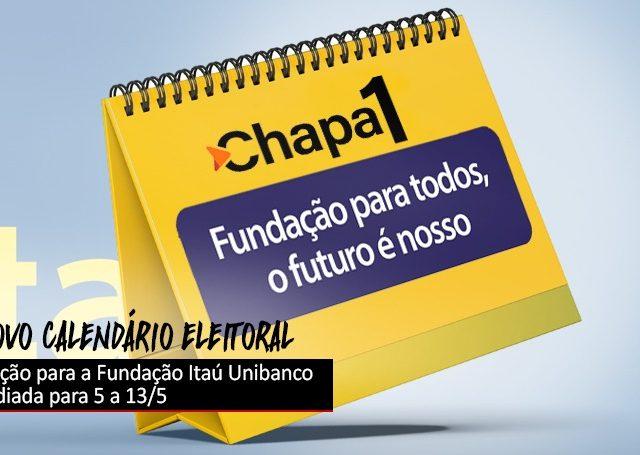 Fundação Itaú Unibanco adia votação para o mê...