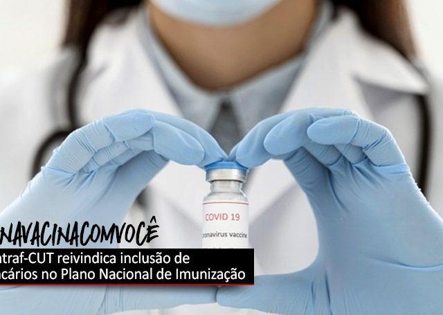 Movimento sindical pressiona por prioridade na vacinação aos(às) ...