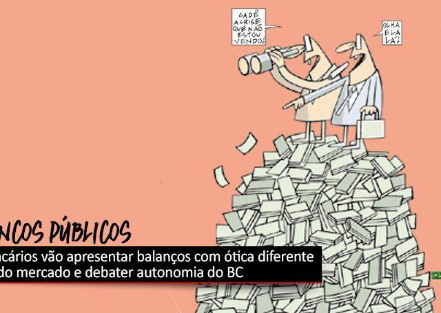 Bancários vão esmiuçar balanços dos bancos ...