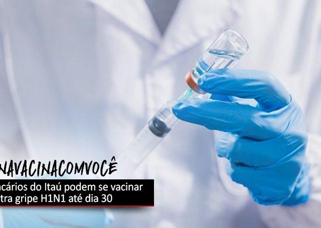 Bancários(as) do Itaú podem se vacinar contra gripe ...