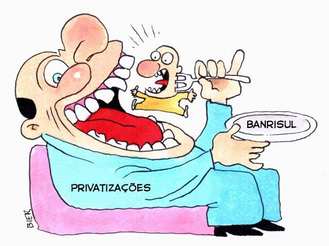 Defesa dos bancos públicos se espalha pelo país