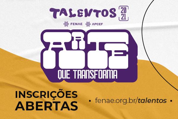 Inscrições para o concurso Talentos Fenae/Apcef vão ...
