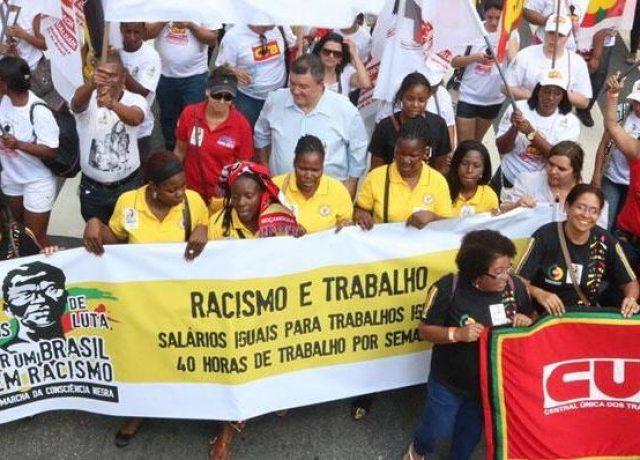 No dia 13 de maio, segue a luta pela verdadeira aboliçã...
