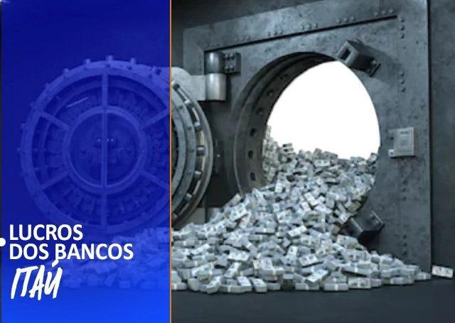 Em plena crise do país, Itaú lucra 6,4 bi no 1º ...