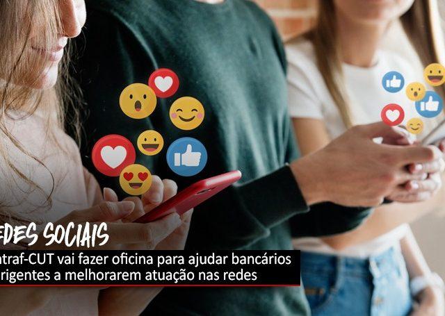 Oficina de mobilização por redes sociais para os bancá...
