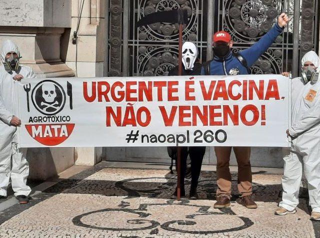 Gaúchos cobram retirada do projeto de Leite que libera ...