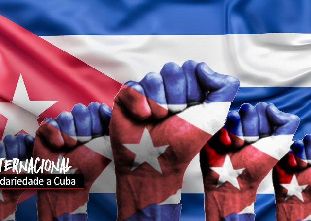 Contraf-CUT divulga nota de solidariedade a Cuba