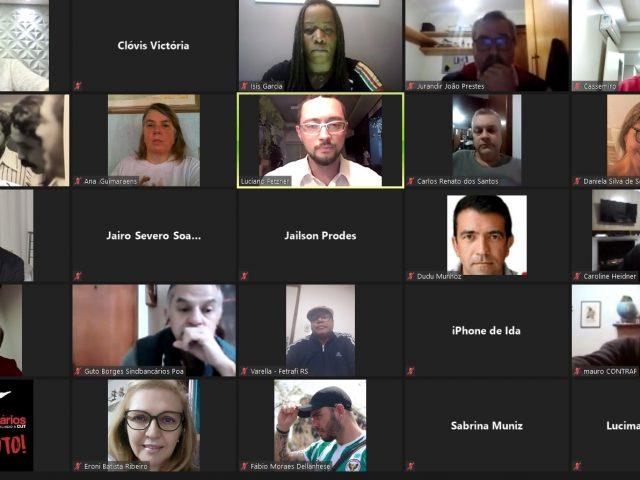 Definida delegação do SindBancários para Encontro Estadual da ...