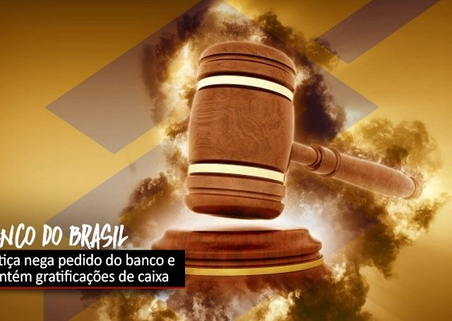 Justiça mantém gratificações de caixa no Banco ...