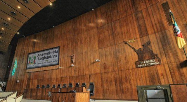 Assembleia Legislativa: CCJ aprecia nesta terça projeto de auxí...
