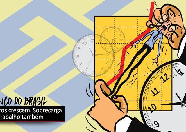 Banco do Brasil lucra quase R$ 10 bi no primeiro semestre
