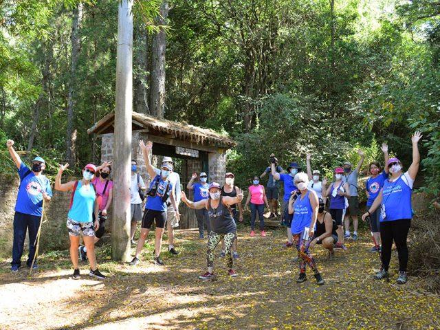 Grupo de Caminhada para Aposentados retoma atividades no dia 14