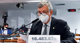 Covid: senador pelo RS é suspeito de promover lobby para incluir ...