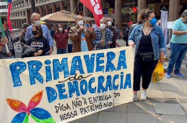 Ato lança Plebiscito Popular sobre privatizações